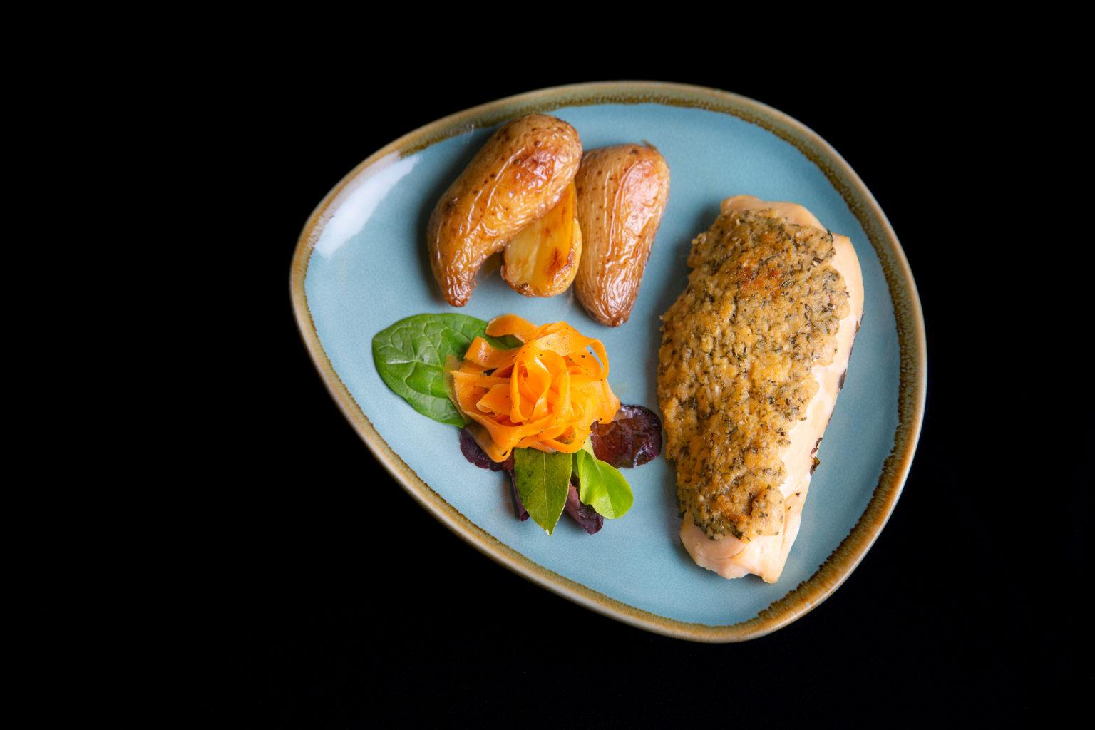 chef restaurant italien, tapas, revisitation,